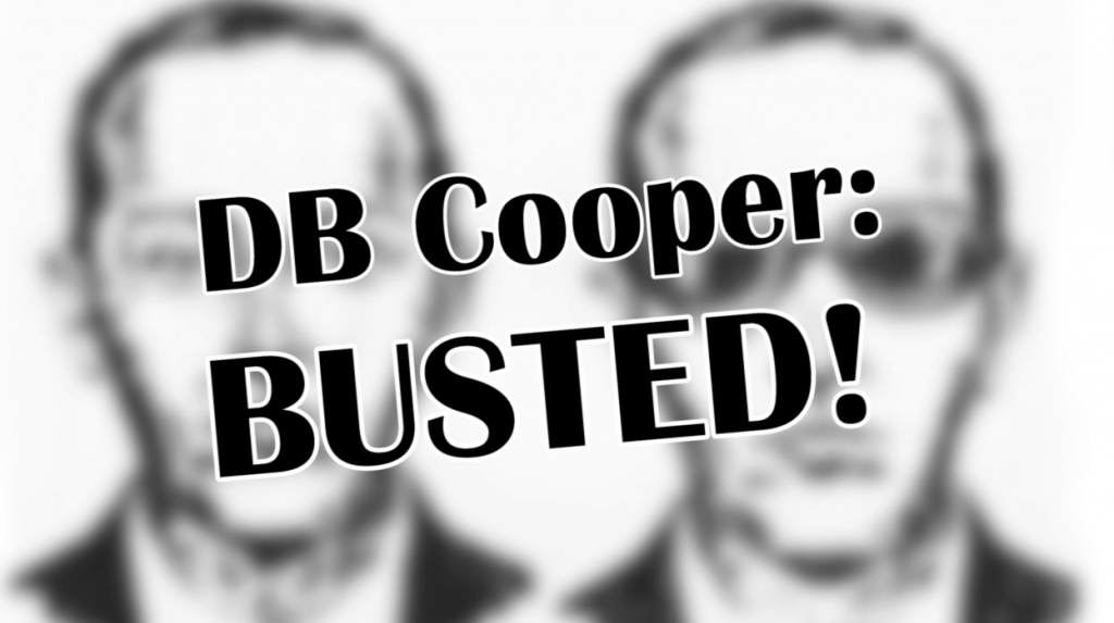 D.B. Cooper - Busted!